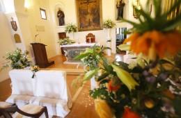 Nozze country chic ad Urbino dei Laghi